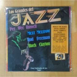 VARIOS - LOS GRANDES DEL JAZZ 29 - LP