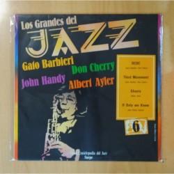 VARIOS - LOS GRANDES DEL JAZZ 6 - LP