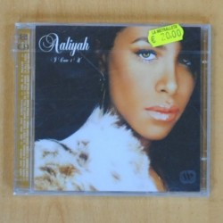 AALIYAH - I CARE 4 U - 2 CD