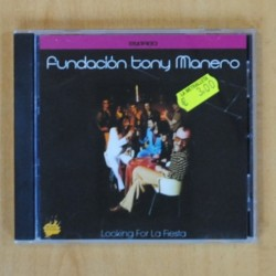 FUNDACION TONY MANERO - LOOKING FOR LA FIESTA - CD