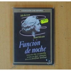 FUNCION DE NOCHE - DVD
