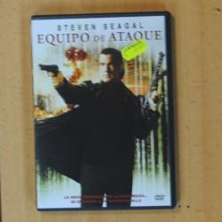 EQUIPO DE ATAQUE - DVD