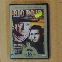 RIO ROJO - DVD