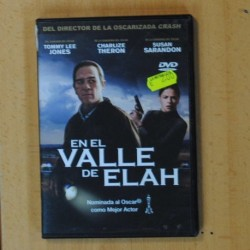 EN EL VALLE DE ELAH - DVD