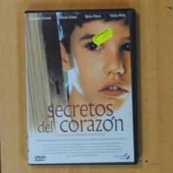 SECRETOS DEL CORAZON - DVD