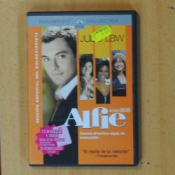 ALFIE - DVD