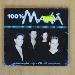 MANA - 100 MANA - 4 CD