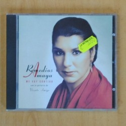 REMEDIOS AMAYA - ME VOY CONTIGO - CD