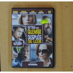 QUEMAR DESPUES DE LEER - DVD