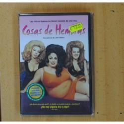 COSAS DE HEMBRAS - DVD