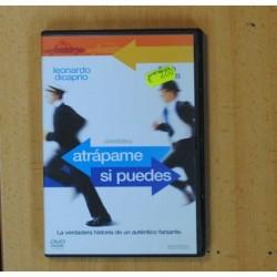ATRAPAME SI PUEDES - DVD