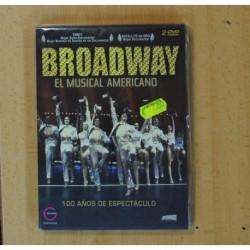 BROADWAY EL MUSICAL AMERICANO - DVD