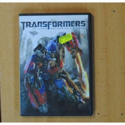 TRANSFORMERS EL LADO OSCURO DE LA LUNA - DVD
