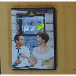 EL APARTAMENTO - DVD