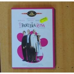 LA PANTERA ROSA - DVD