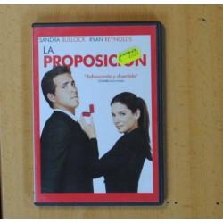 LA PROPOSICION - DVD