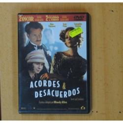 ACORDES & DESACUERDOS - DVD