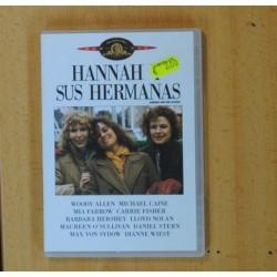 HANNAH Y SUS HERMANAS - DVD