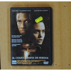 EL COLECCIONISTA DE HUESOS - DVD