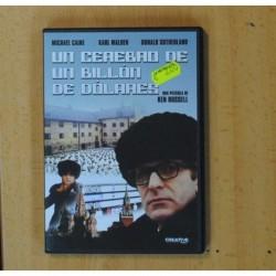 UN CEREBRO DE UN BILLON DE DOLARES - DVD