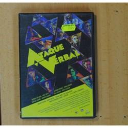 ATAQUE VERBAL - DVD