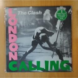 THE CLASH - LONDON CALLING - LP