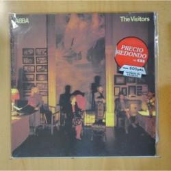 ABBA - THE VISITORS - LP