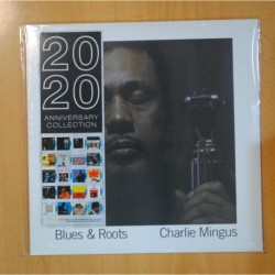 CHARLIE MINGUS - BLUES & ROOTS - LP