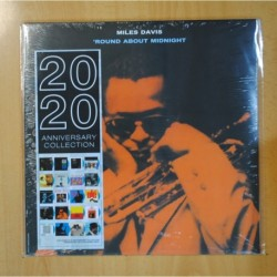MILES DAVIS - ROUND ABOUT MIDNIGHT - LP