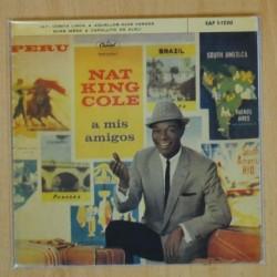NAT KING COLE - AY COSITA LINDA + 3 - EP