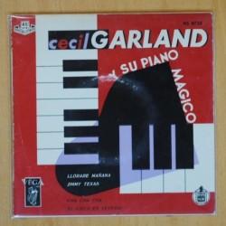 CECIL GARLAND - LLORARE MAÑANA + 3 - EP