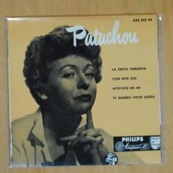 PATACHOU - LA CHICA INQUIETA + 3 - EP