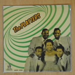 THE PLATTERS - GIVE THANKS + 3 - EP
