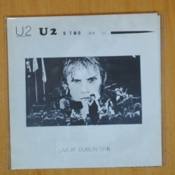 U2 - INTO THE LIGHT / THE DREAM IS OVER - SINGLE
