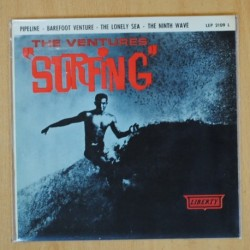THE VENTURES - SUFRING - EP