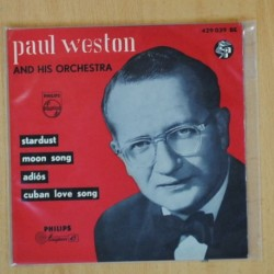 PAUL WESTON - STARDUST + 3 - EP
