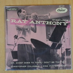 RAY ANTHONY - MR. GHOST GOES TO TOWN + 3 - EP