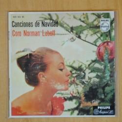 NORMAN LUBOFF - DIOS OS CONSERVE ALEGRES - EP