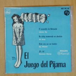 VARIOS - EL JUEGO DEL PIJAMA + 3 - EP