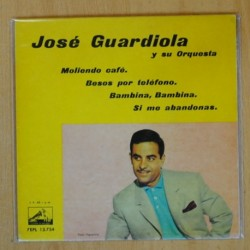 JOSE GUARDIOLA - MOLIENDO CAFE + 3 - EP