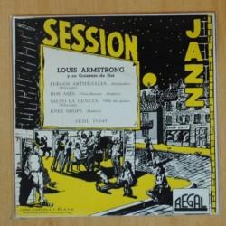 LOUIS ARMSTRONG - FUEGOS ARTIFICIALES + 3 - EP