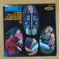 AIMABLE - LA MAMA + 3 - EP