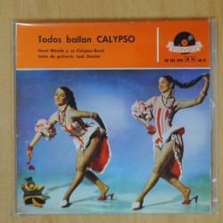 HORST WENDE - TODOS BAILAN CALYPSO - EP
