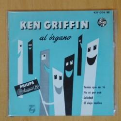 KEN GRIFFIN - TENIAS QUE SER TU + 3 - EP