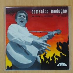 DOMENICO MODUGNO - LAZZARELLA + 3 - EP