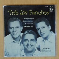 TRIO LOS PANCHOS - AGUANTA CORAZON + 3 - EP