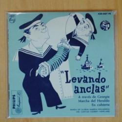 GEORGIA MARCHEL DEL HERALDO - LEVANDO ANCLAS - EP
