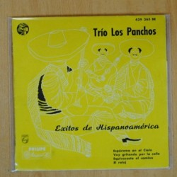 TRIO LOS PANCHOS - ESPERAME EN EL CIELO + 3 - EP