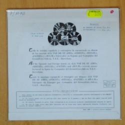 VARIOS - ENCYCLOPEDIA OF JAZZ ON RECORDS VOL 2 JAZZ OF THE THIRTIES - LP [DISCO VINILO]