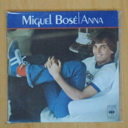 MIGUEL BOSE - ANNA - SINGLE